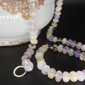 Quartz Jewellery Set