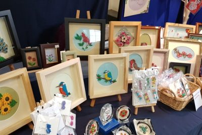 'Early Bird' Christmas Craft Fair at Coggeshall 2021